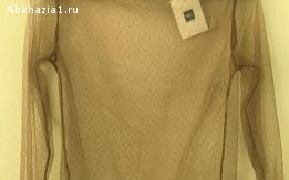 Блузка сетка