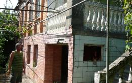 Дом в городе Сухум.
