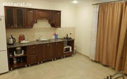 Домик из двух комнат+кухня с удобствами