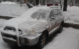 Хундай Санта Фе 4WD