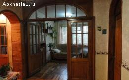 Продается 3-х комн квартира в Гагре