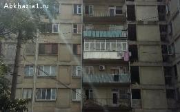 Продам 3х к. квартиру в г. Гудауте