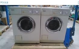 Продаются стиральные машинки, пароманекены,  парогенератор.