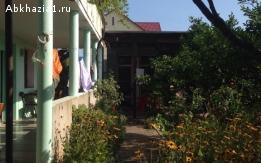 Срочно продаю дом в Гаграх (центр)