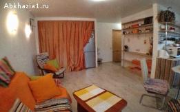 В центре Сухума продается 2-х комнатная квартира-студия